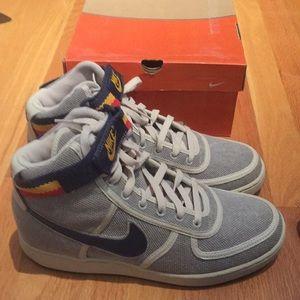 Nike Vandal Hi Supreme Size 9.  Very Rare!